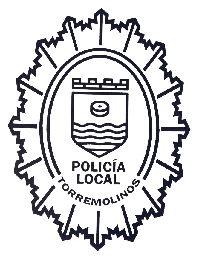 ESCUDO POLICIA LOCAL TORREMOLINOS
